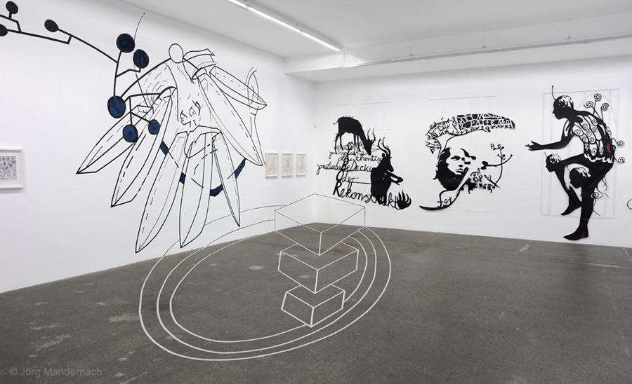 Künstler Stuttgart jörg mandernach bildender künstler malerei portfolio jörg